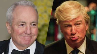 Lorne Michaels Reveals Which 'SNL' Alum Recommended Alec Baldwin As Their New Trump