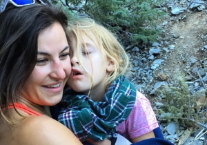 A Heroic Miesha Tate Carries An Injured 6-Year-Old For Miles Down A Mountain