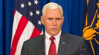 Mike Pence Continues To Defend His Use Of Personal Email: 'There's No Comparison' To Hillary