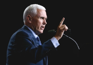 Mike Pence Won't Call David Duke 'Deplorable' Because He Doesn't Like 'Name-Calling'