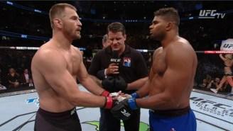 UFC 203 Results: Miocic Retains His Heavyweight Belt, CM Punk Gets Destroyed