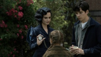 Tim Burton's Explanation For Why 'Miss Peregrine' Is So White May Raise An Eyebrow