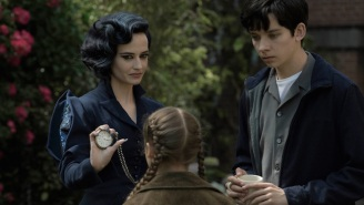 Will 'Miss Peregrine's Home For Peculiar Children' Make You Wish Monsters Were Hunting Your Eyeballs?