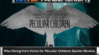 Miss Peregrine's Home for Peculiar Children left us wanting more