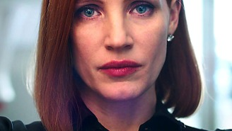 Jessica Chastain is a boss in 'Miss Sloane' trailer