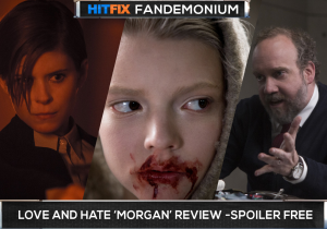 This is what our Movie Critics think of 'Morgan'