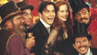 'Moulin Rouge' Will Be The Next To Jump From The Screen To The Musical Stage