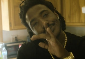 Mozzy Heads Back Home To Sacramento In His New Video For 'Messy Murder Scenes'