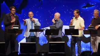 The Absolutely Hilarious Rifftrax Live 'MST3K' Reunion Is Finally Available To Download