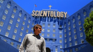 'My Scientology Movie' looks like it's trying hard to be controversial