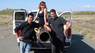 The Build Team From 'Mythbusters' Will Reunite With A New Netflix Series
