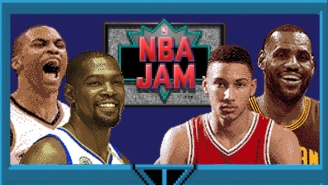 'YOU'RE ON FIRE!' Today's Teams That Would Make The Very Best 'NBA Jam' Duos