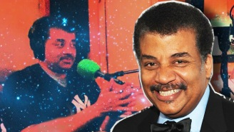 Neil deGrasse Tyson On 'StarTalk,' Twitter, And Not Taking Modern Technology For Granted