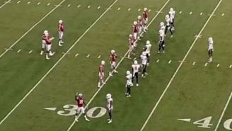 Nebraska's Beautiful Tribute To Its Punter Who Passed Away Was The Weekend's Best Moment