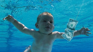 Photographers Have Been Paying The 'Nevermind' Baby To Jump In A Pool For 25 Years