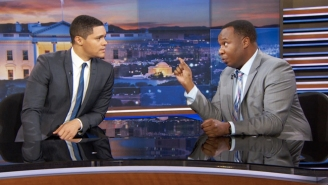 'The Daily Show' Gets To The Root Of Why Donald Trump Is Trying To Appeal To Black Voters