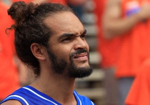 Joakim Noah Skipped A Dinner With Army Cadets Because Of His Anti-War Stance