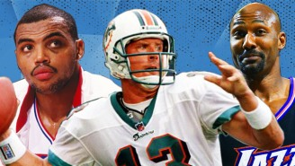 From Marino To Malone, These Are The Greatest Athletes To Never Win A Title