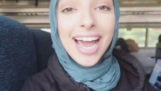 A Muslim Journalist Is The First Woman To Pose For 'Playboy' Wearing A Hijab