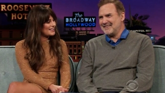 Watch Norm Macdonald Masterfully Hijack An Interview With Lea Michele About 'Scream Queens'