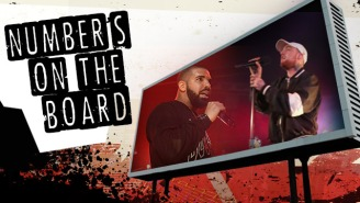 Numbers On The Board: Drake Barely Edges Out Mac Miller For No. 1 On The Billboard 200