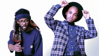 Anderson .Paak And Knxwledge Proceed To 'Get Bigger' With Their Latest NxWorries' Track
