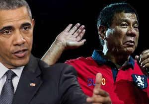 President Obama Cancels A Meeting With The President Of The Philippines After A Vulgar Insult