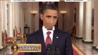 Jimmy Kimmel Delivers The President Obama We've Always Wanted In A Special Unnecessary Censorship