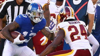 Odell Beckham Produced An Incredible 30 Seconds Of Football At Josh Norman's Expense