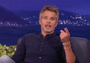 Timothy Olyphant Is The Dirty Hotel Thief We Should All Aspire To Be