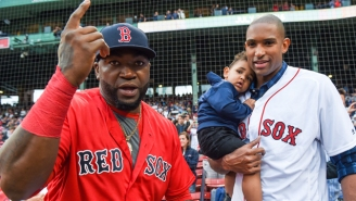 On Al Horford's Wedding Day, David Ortiz Came Through In The Clutch With His Rolls Royce