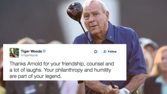 The Golf World Mourns The Passing Of The Legendary Arnold Palmer