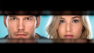 Jennifer Lawrence Just Can't Catch A Break In A New Clip From 'Passengers'