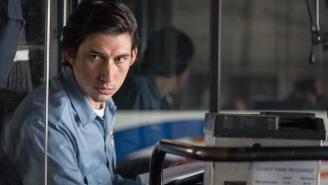 Adam Driver Trades His Cool Lightsaber For A Mundane New Jersey Bus In 'Paterson' And It's Beautiful