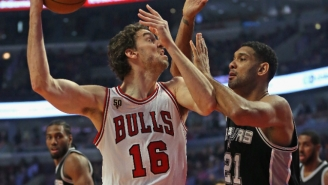 Pau Gasol Says He Turned Down A Spurs Offer Two Years Ago