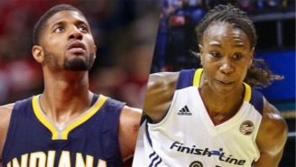 Paul George Bought 5,000 Tickets To Tamika Catchings' Last Game To Ensure A Legend Is Properly Honored