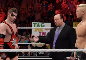 Be A Paul Heyman Guy With The New Career Mode In 'WWE 2K17'