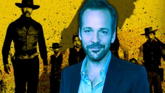 Peter Sarsgaard On Being Bad In 'The Magnificent Seven' And Hating Green in 'Green Lantern'