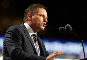 Noted Trump Supporter Peter Thiel Apparently Bought A New Zealand Passport In Case Sh*t Hits The Fan Here