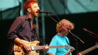 Alert All The 'Phans' That There's A Brand New Phish Song. Listen Here