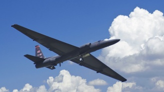 An Air Force U-2 Spy Plane Crashes With One Pilot Killed And One Injured