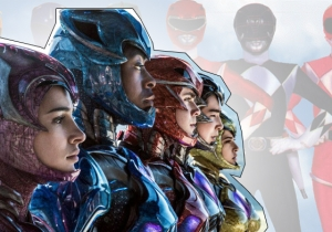 Apparently No One Invited The Original 'Power Rangers' To Cameo In The New Film