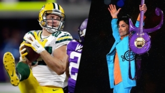 There Was A Serendipitous Prince Tribute Hidden Within The First TD At The Vikings' New Stadium