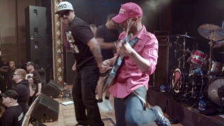 Prophets Of Rage's Latest Music Video Has Footage From Their RNC And Prison Concerts