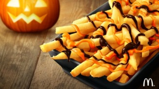 McDonald's Pumpkin Spice Fries Are The Final Nail In The Pumpkin Spice Coffin