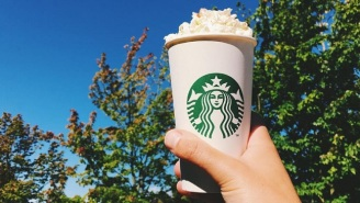 It's Only September, But You Can Already Order Your First Pumpkin Spice Latte From Starbucks