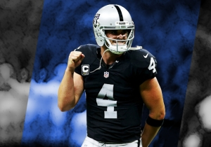 Who Won The NFL Weekend? Derek Carr For His Flipping Fantastic Comeback