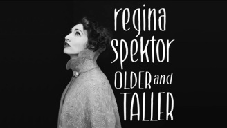 Spectral Russian Singer Regina Spektor Is 'Older And Taller' On New Single