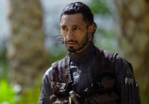 I just realized 'The Night Of's' Riz Ahmed is in 'Rogue One: A Star Wars Story'