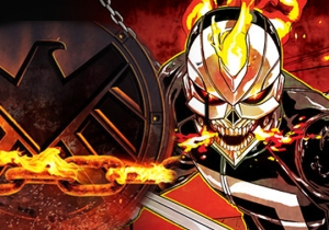Take An Early Glimpse At Ghost Rider From 'Agents Of SHIELD'